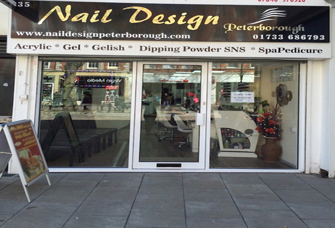 Professional American Nail Care In Peterborough